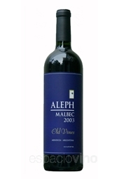 Aleph Old Vines Malbec