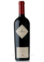 Cadus Single Vineyard Malbec