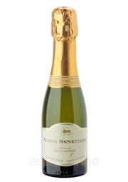Nieto Senetiner Brut Nature 187 ml