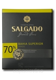 Salgado Coloniales Bahía Superior Chocolate 75 grs