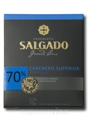 Salgado Coloniales Carenero Superior Chocolate 75 grs