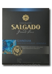 Salgado Saborizados Gianduia Chocolate 75 grs