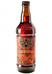 Antares Scotch Cerveza 500 ml