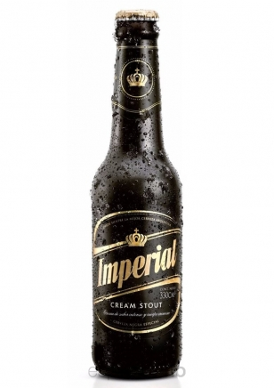 Imperial Cream Stout Cerveza 330 ml