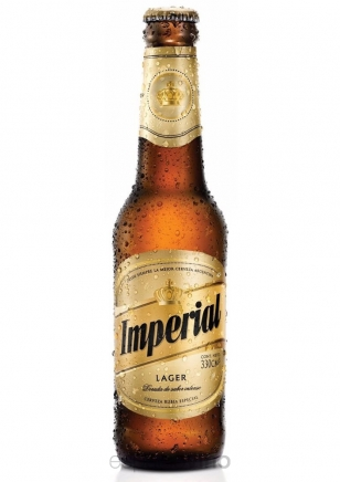 Imperial Lager Cerveza 330 ml