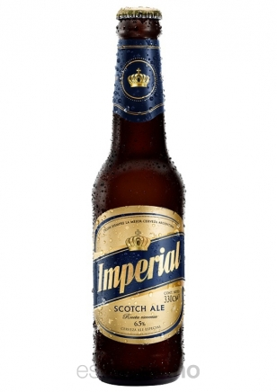 Imperial Scocht Ale Cerveza 330 ml