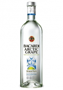 Bacardi Artic Grape Ron 750 ml