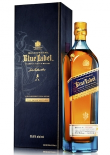 Johnnie Walker Blue Label Whisky 750 ml