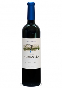 Fincas Adrián Río Single Vineyard Malbec