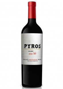 Pyros Barrel Select Malbec