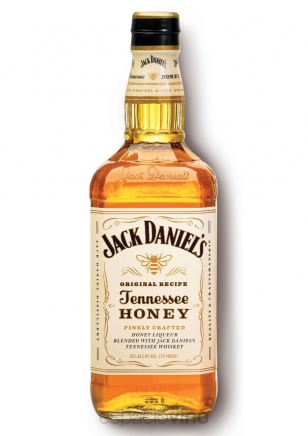 Jack Daniels Honey Licor 1 Litro