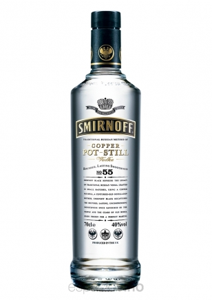Smirnoff Black Vodka 700 ml