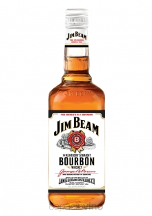 Jim Beam White Whisky 750 ml