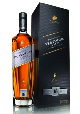 Johnnie Walker Platinum Label Whisky 750 ml