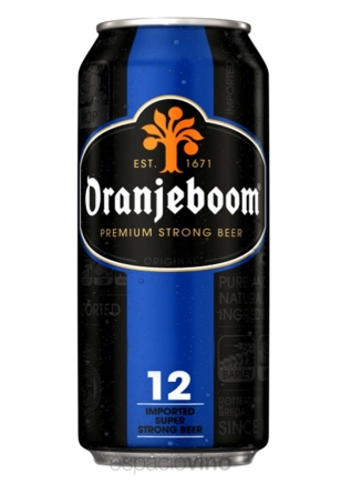 Oranjeboom Super Strong 12 Cerveza Lata 500 ml