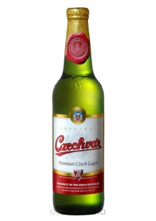 Czechvar Original Lager Cerveza 330 ml