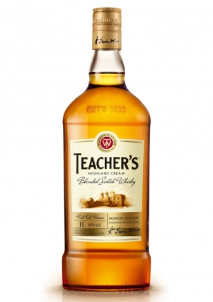 Teachers Highland Cream Whisky 750 ml