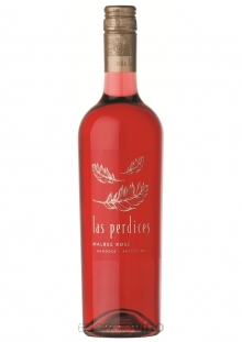 Las Perdices Malbec Rosé