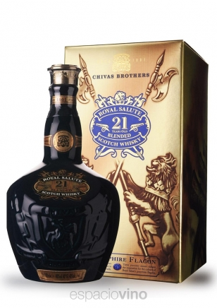 Chivas Regal Royal Salute 21 Años Sapphire Whisky 700 ml