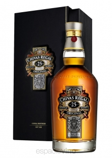 Chivas Regal 25 Años Whisky 700 ml