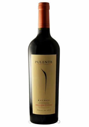 Pulenta Estate Single Vineyard Don Antonio Malbec