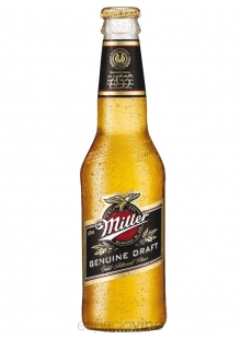 Miller Genuine Draft Cerveza 355 ml