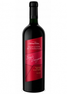 Selección del Enólogo Single Vineyard Malbec
