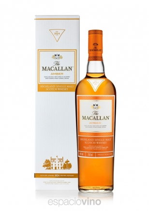 The Macallan Amber Whisky 750 ml