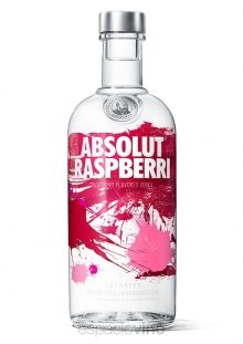 Absolut Raspberri Vodka 750 ml