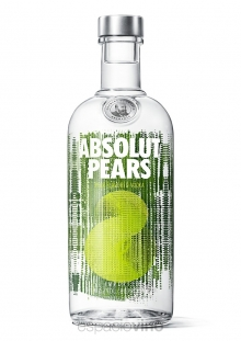 Absolut Pears Vodka 750 ml