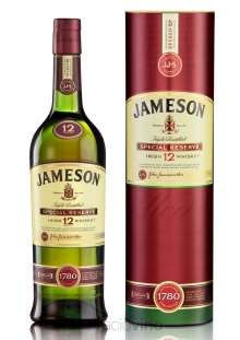 Jameson 12 Años Irish Whiskey 750 ml