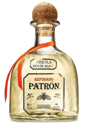Patrón Reposado Tequila 750 ml
