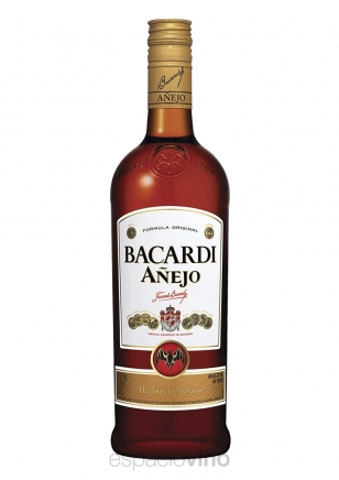 Bacardi Añejo Ron 750 ml