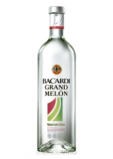 Bacardi Grand Melon Ron 750 ml