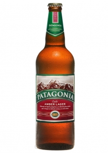 Patagonia Amber Lager Cerveza 740 ml
