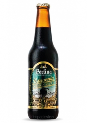 Berlina Patagonia Foreign Stout 355 ml
