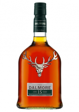 The Dalmore 15 Años Whisky 700 ml