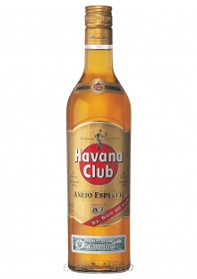 Havana Club Añejo Especial Ron 750 ml