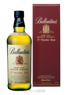 Ballantines 17 Años Whisky 750 ml