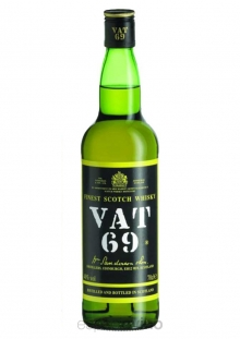 Vat 69 Whisky 750 ml