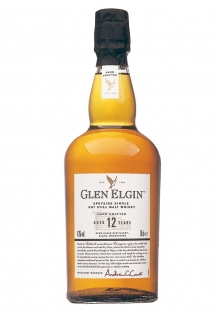 Glen Elgin 12 Años Whisky 750 ml