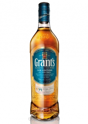 Grants Ale Cask Edition Whisky 750 ml