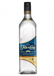 Flor de Caña Blanco Ron 750 ml