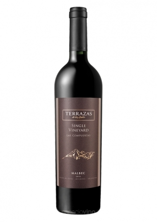 Terrazas De Los Andes Single Vineyard Malbec