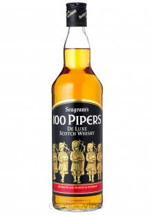 100 Pipers Whisky 750 ml