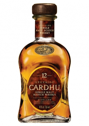 Cardhu 12 Años Whisky 700 ml