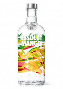 Absolut Mango Vodka 750 ml