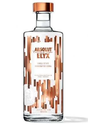 Absolut Elyx Vodka 750 ml