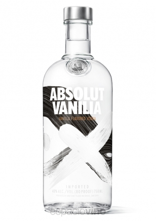 Absolut Vanilia Vodka 750 ml