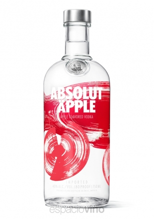 Absolut Orient Apple Vodka 750 ml